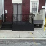 VPL lift for front porch