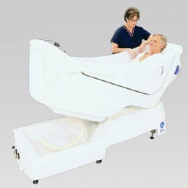 RR7-II Atlantic Reclining Bathing System | ProCare Medical